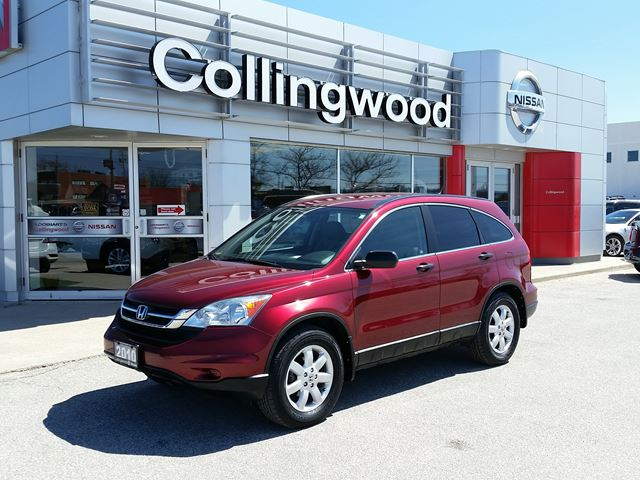 2010 Honda CR-V LX 4WD *LOCAL TRADE* in Collingwood, Ontario