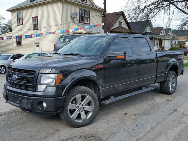 2013 Ford F-150 FX4 4x4 in St Catharines, Ontario