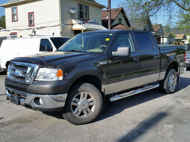 2007 Ford F-150 XLT w/XTR pkge in St Catharines, Ontario