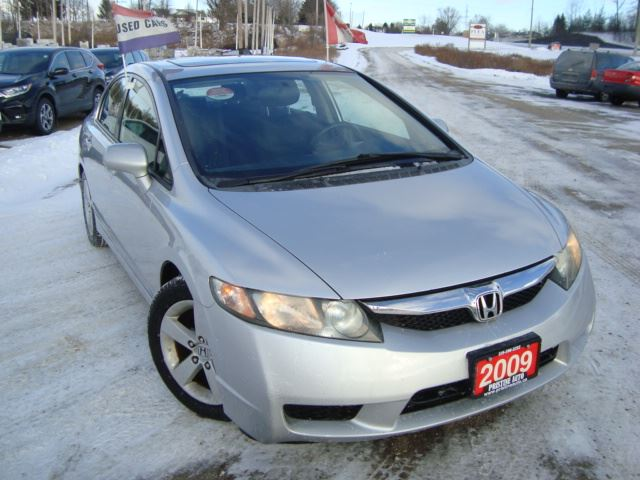 2009 HONDA CIVIC Sport Only 123km Sunroof in Cambridge, Ontario