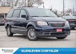2016 Chrysler Town and Country Just Arrived...Touring-L   DVD   SUNROOF   NAV in Oakville, Ontario
