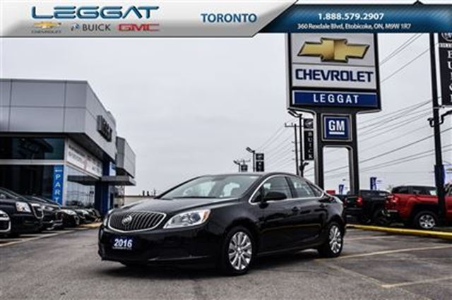 2016 Buick Verano Buick Luxury, Remote Starter and more... in Rexdale, Ontario