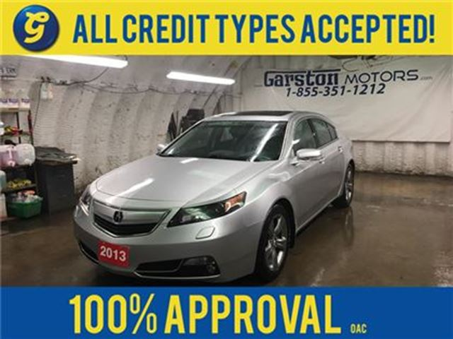 2013 Acura TL TECH*SH-AWD*LEATHER*NAVIGATION*BACK UP CAMERA*POWE in Cambridge, Ontario