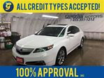 2013 Acura TL ELITE*SH-AWD*LEATHER*NAVIGATION*BACK UP CAMERA*POW in Cambridge, Ontario