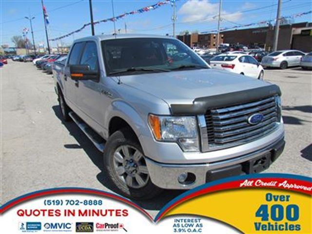 2011 Ford F-150 FX2   V8   SUPERCREW   CLEAN in London, Ontario
