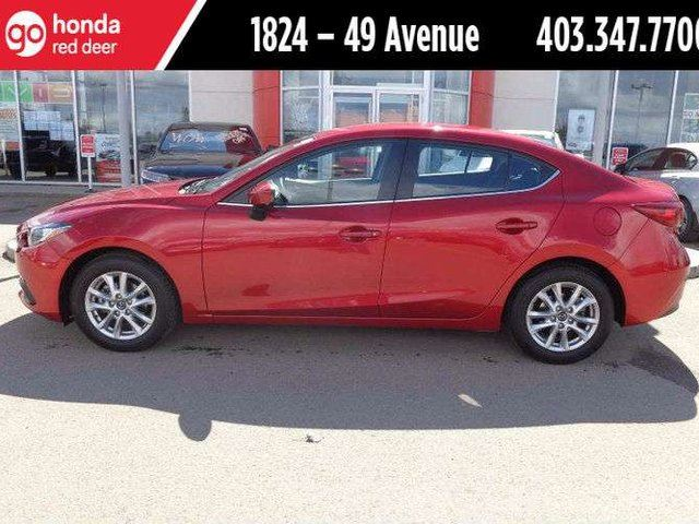 2016 MAZDA MAZDA3 GS in Red Deer, Alberta