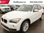 2014 BMW X1 xDrive28i 4dr All-wheel Drive Sports Activity Vehicle in Edmonton, Alberta