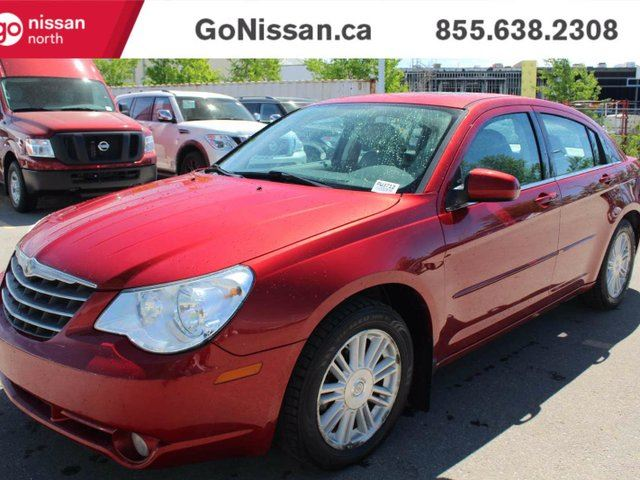 2008 Chrysler Sebring Touring 4dr Front-wheel Drive Sedan in Edmonton, Alberta
