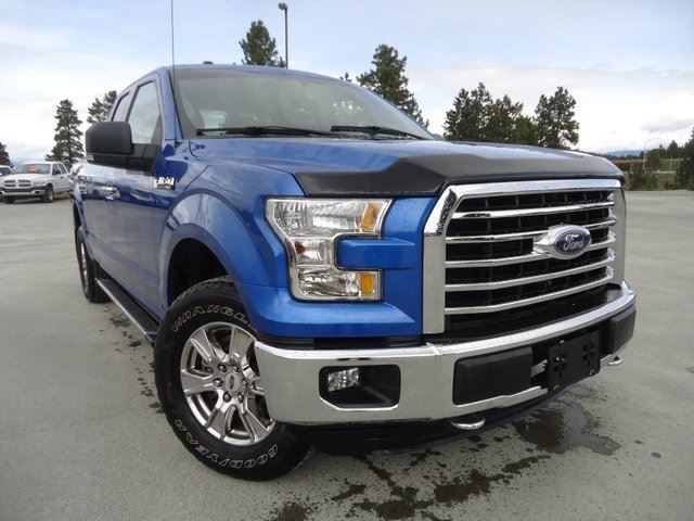 2015 Ford F-150 XLT 4x4 SuperCab 6.5 ft. box 145 in. WB in Cranbrook, British Columbia
