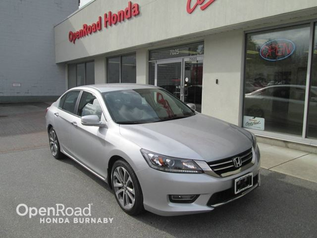 2013 Honda Accord  Sport in Burnaby, British Columbia