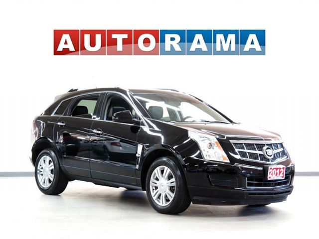 2012 CADILLAC SRX AWD LEATHER PANORAMIC SUNROOF in North York, Ontario