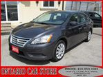 2013 Nissan Sentra S !!!CARPROOF CLEAN NO ACCIDENTS!!! in Toronto, Ontario