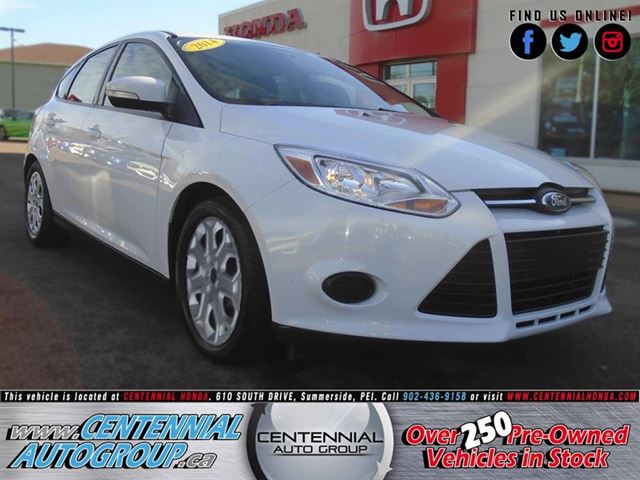2014 Ford Focus SE in Summerside, Prince Edward Island
