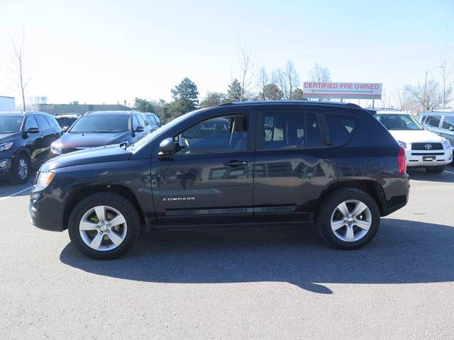 used 2011 jeep compass scarborough. Black Bedroom Furniture Sets. Home Design Ideas