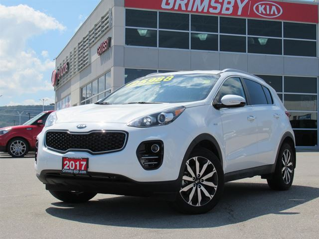 2017 Kia Sportage EX AWD SAVE BIG $$$$ FROM NEW!! in Grimsby, Ontario