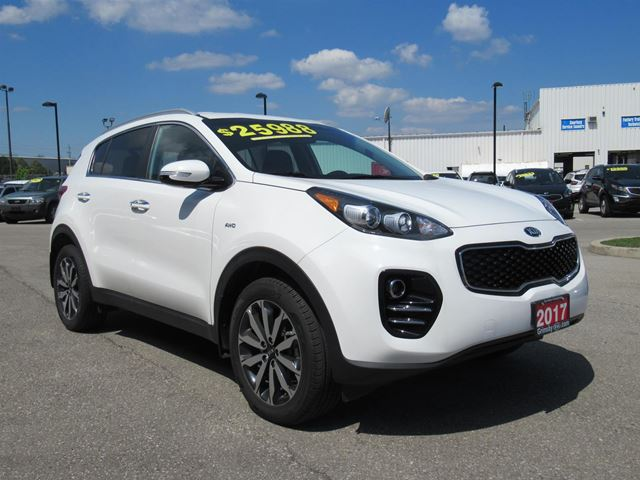 2017 kia sportage ex grimsby ontario car for sale 2755787. Black Bedroom Furniture Sets. Home Design Ideas