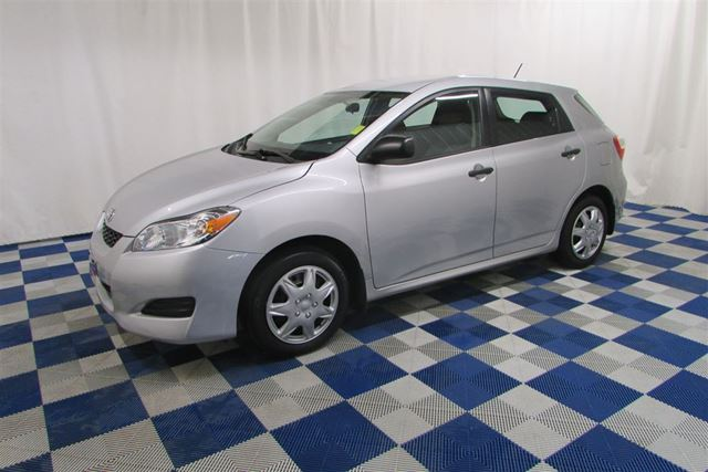 2011 TOYOTA MATRIX AUTO/LOW KM/GREAT PRICE in Winnipeg, Manitoba