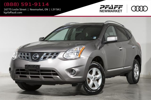 2013 NISSAN ROGUE SV Safety Certified in Newmarket, Ontario