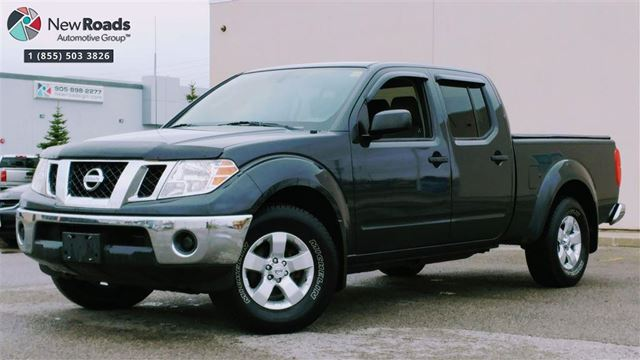 2011 Nissan Frontier SV, CREW CAB, ONE OWNER, NO ACCIDENT,,,, in Newmarket, Ontario