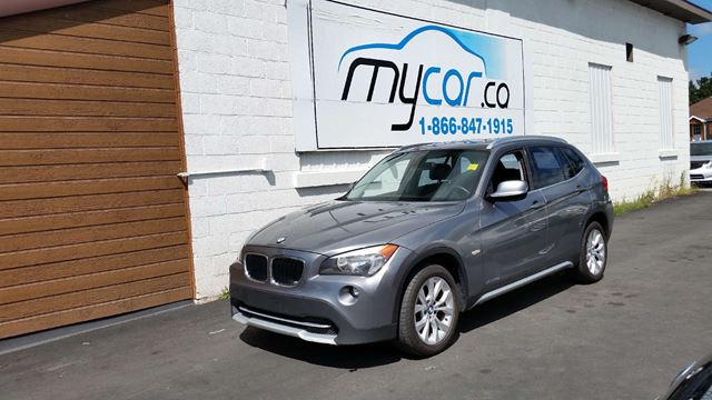 2012 BMW X1 xDrive28i in North Bay, Ontario