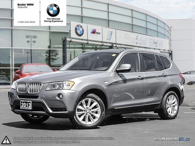 2013 bmw x3 xdrive35i oakville ontario car for sale 2755557. Black Bedroom Furniture Sets. Home Design Ideas