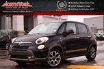 2015 Fiat 500L Trekking DualPaneSunroof Navigation Bluetooth SatRadio 17Alloys in Thornhill, Ontario
