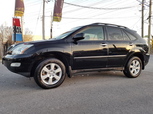 2009 LEXUS RX 350 LEATHER, SUNROOF, 183 KMS  in Ottawa, Ontario