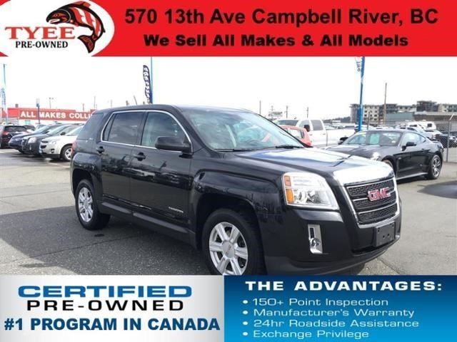 2014 GMC TERRAIN SLE in Campbell River, British Columbia