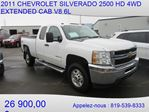 2011 Chevrolet Silverado 2500  LT in Shawinigan, Quebec