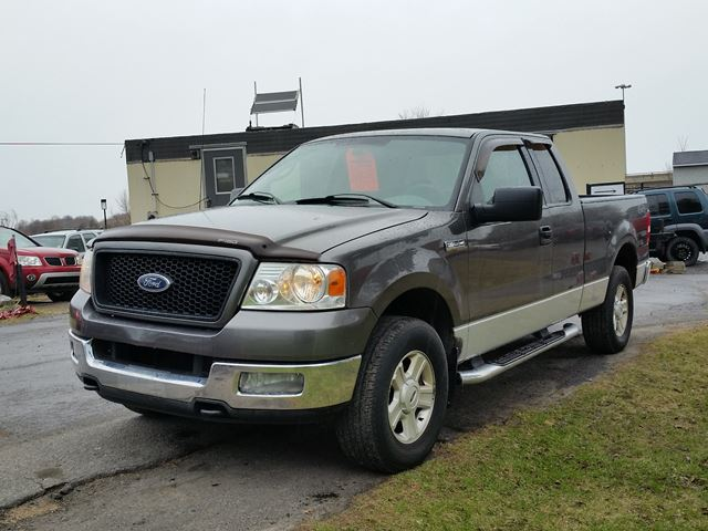 2004 Ford F 150 XLT 4X4 Ottawa tario Car For Sale