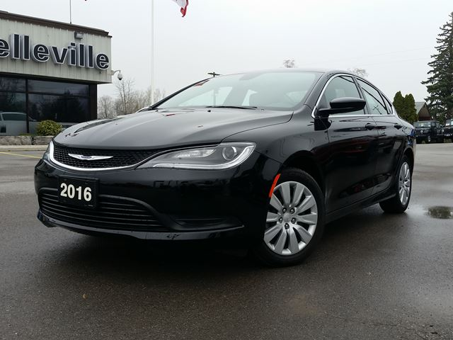 2016 CHRYSLER 200 LX-2.4L V4 ENGINE in Belleville, Ontario