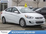 2016 Hyundai Accent GL 26640 km's Bluetooth Heated Seats in Bolton, Ontario