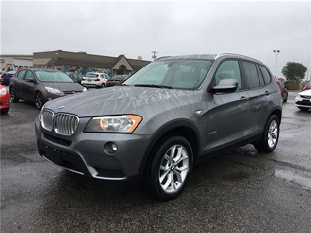 2013 BMW X3 28i/AWD/BLUETOOTH/HEATED SEATS in Fonthill, Ontario