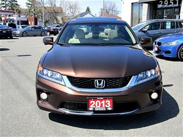 2013 honda accord ex l v6 coupe navigation leather for 2013 honda accord coupe v6 for sale