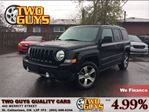 2016 Jeep Patriot Sport/North in St Catharines, Ontario