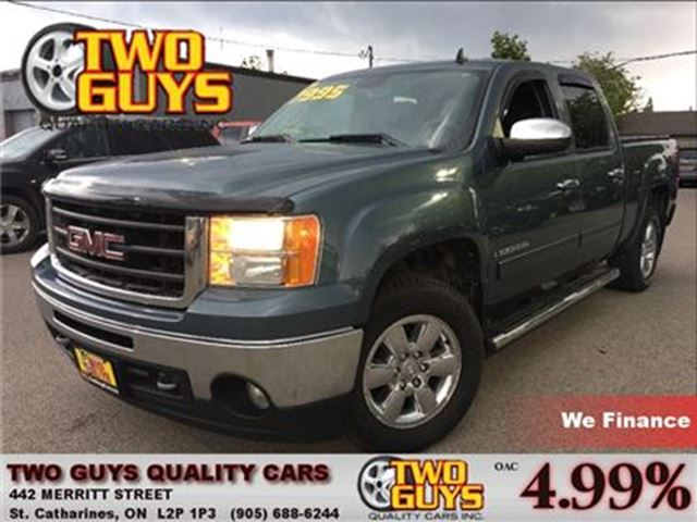 2009 GMC SIERRA 1500 SLE NICE LOCAL TRADE IN! in St Catharines, Ontario