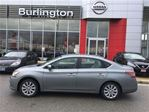 2014 Nissan Sentra 1.8 S *** ACCIDENT FREE *** 1 ONR ! in Burlington, Ontario