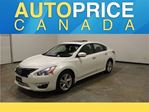 2014 Nissan Altima 2.5 SL NAVIGATION LEATHER MOONROOF in Mississauga, Ontario