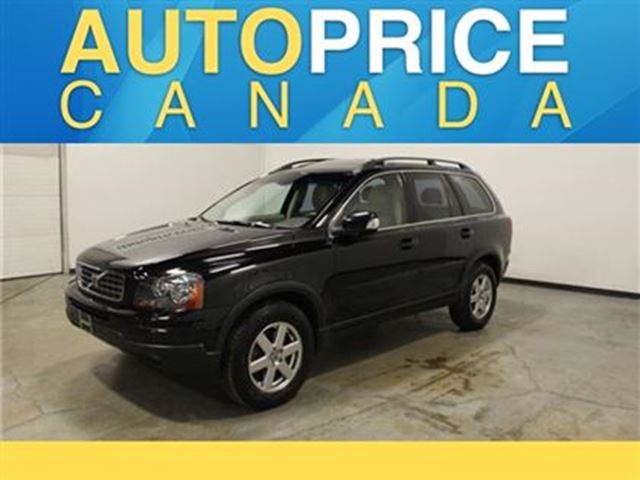 2009 VOLVO XC90 LEATHER MOONROOF BLIND SPOT in Mississauga, Ontario