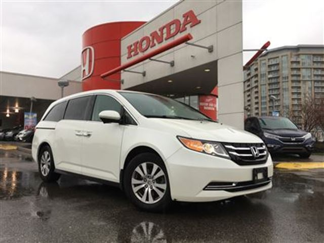 New and used honda odyssey cars for sale in markham for 2014 honda odyssey mpg