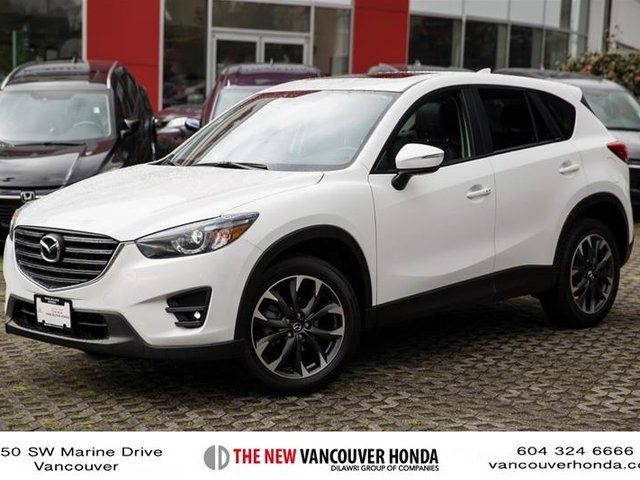 2016 MAZDA CX-5 GT AWD at in Vancouver, British Columbia