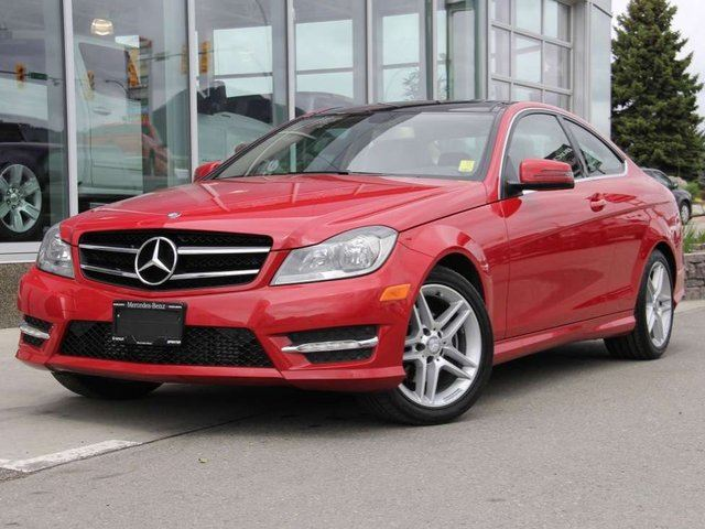 Used 2015 mercedes benz c class c 250 2dr coupe for Mercedes benz rims for sale