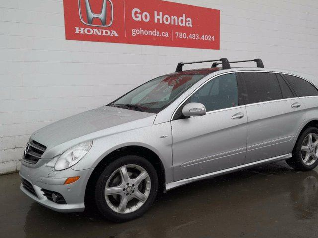 2009 MERCEDES-BENZ R-CLASS R-CLASS, DIESEL, AWD, LEATHER in Edmonton, Alberta