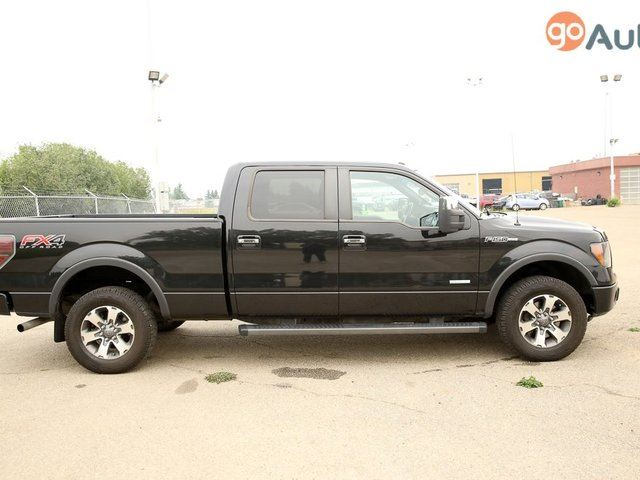 2012 ford f 150 fx4 4x4 supercrew cab 6 5 ft box red deer alberta car for sale 2756422. Black Bedroom Furniture Sets. Home Design Ideas