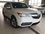 2016 Acura MDX Sequential Sport Paddle Shiting All-wheel Drive in Red Deer, Alberta