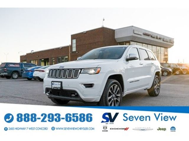 2017 jeep grand cherokee overland bright white seven view chrysler ltd. Black Bedroom Furniture Sets. Home Design Ideas
