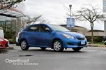 2010 Toyota Matrix Power windows, power locks, 2 brand new tires! in Richmond, British Columbia