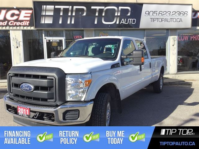 2011 Ford F-350 XL ** Crew Cab, Long Box, 4X4, 1 Tonne ** in Bowmanville, Ontario