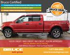 2015 Ford F-150 XLT 5.0L 8 CYL AUTOMATIC 4X4 SUPERCREW in Middleton, Nova Scotia