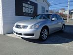 2007 Infiniti G35 x SEDAN AWD 3.5 L in Halifax, Nova Scotia